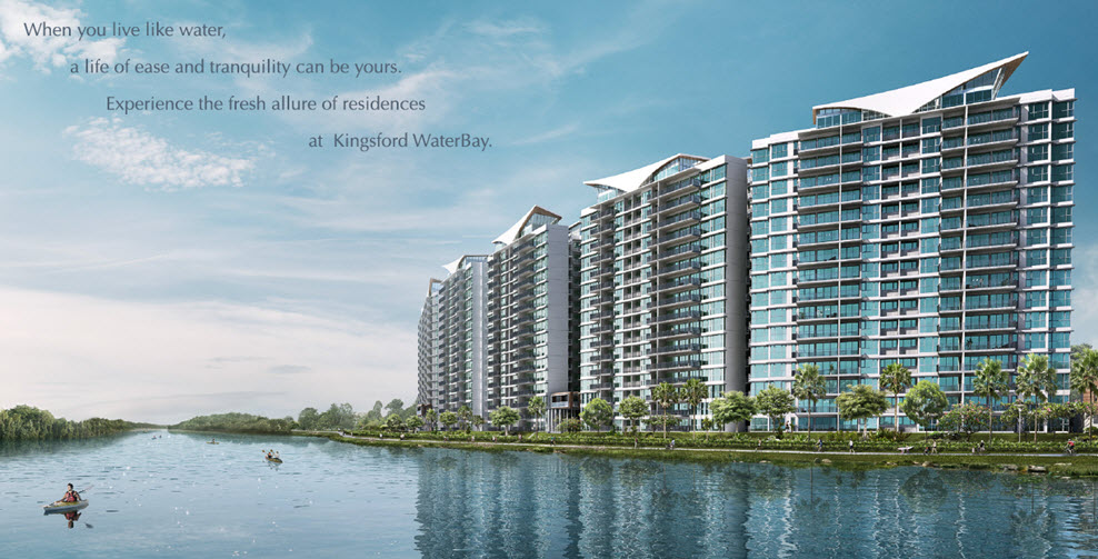 Kingsford Waterbay at Serangoon